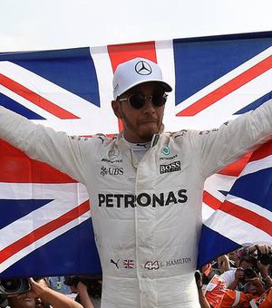 Hamilton planeja se ajoelhar no Red Bull Ring
