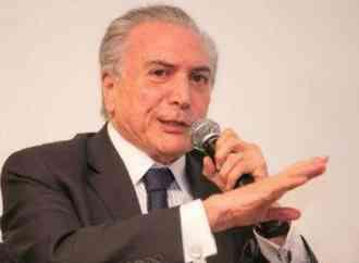 "Sérgio Reis diz que votar a favor de Temer seria como ""matar a sogra"""