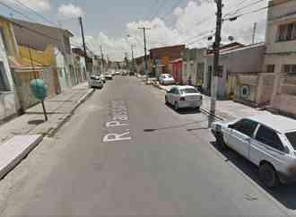 Casal arromba cafeteria e acaba preso com produtos roubados em Maceió