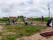 Justiça ordena saída de sem-terra de fazenda da Mineração Vale Verde
