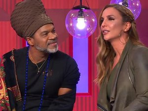 Ivete se despede de 'The Voice Brasil' e programa anuncia nova temporada com Carlinhos Brown