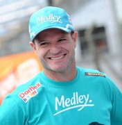 Líder e favorito ao título, Barrichello crava a pole position na final da Stock